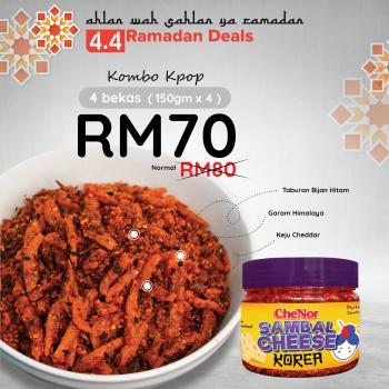 [PROMO 4.4] Kombo Kpop
