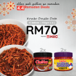 [PROMO 4.4] Kombo Double Date - Sambal Garing Che'Nor Official