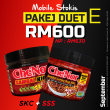 [ MOBILE STOCKIST ] - PAKEJ DUET E : SKC + SSS - Sambal Garing Che'Nor Official
