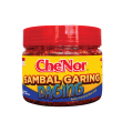 Che'Nor Sambal Garing Daging - 200gm - Sambal Garing Che'Nor Official