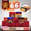 [PAKEJ EJEN] Best Deals 6.6 - Sambal Garing Che'Nor Official