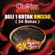 [ RESTOCK ] - Che'Nor Sambal Kicap 500gm x 24 bekas - Sambal Garing Che'Nor Official