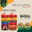 CHE'NOR Kotak Raya 2021 - Edisi Lemang Garing - Sambal Garing Che'Nor Official