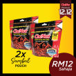 COUPLE POUCH - 2x Sambal Pouch - Sambal Garing Che'Nor Official