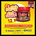 PROMO 12.12  Lebih Murah dari Shoppi - Sambal Garing Che'Nor Official
