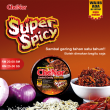 [MOBILE STOCKIST] - Che'Nor Sambal Super Spicy - Sambal Garing Che'Nor Official