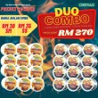 [PROMO EJEN] KOMBO DUO - Sambal Garing Che'Nor Official