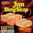 [ MOBILE STOCKIST ] - Jom Mengkicap - Sambal Garing Che'Nor Official