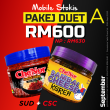 [ MOBILE STOCKIST ] - PAKEJ DUET A : SUD + CSC - Sambal Garing Che'Nor Official