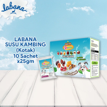 LABANA SUSU KAMBING - 500G - Sawanah HQ