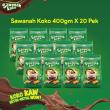Agen Sawanah Koko 400gm (20 Pek) - Sawanah HQ
