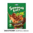 STICKER BALANG - Sawanah HQ