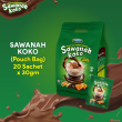 SAWANAH KOKO - POUCH BAG SACHET (20x30g) - Sawanah HQ