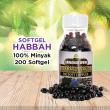 MINYAK HABBATUSSAUDA - 200 KAPSUL - Sawanah HQ