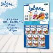 LABANA SUSU KAMBING - PAPAN SACHET (10x25gm) - Sawanah HQ