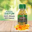 MINYAK ZAITUN- 200 KAPSUL - Sawanah HQ