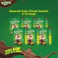 AGEN SAWANAH KOKO - POUCH SACHET (10pek) - Sawanah HQ