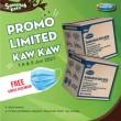 10 PEK 1KG - PROMO LIMITED KAW KAW - Sawanah HQ