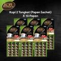 AGEN Kopi 2 Tongkat - Papan Sachet (10 Pek) - Sawanah HQ