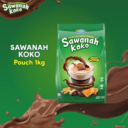 SAWANAH KOKO 1KG - Sawanah HQ