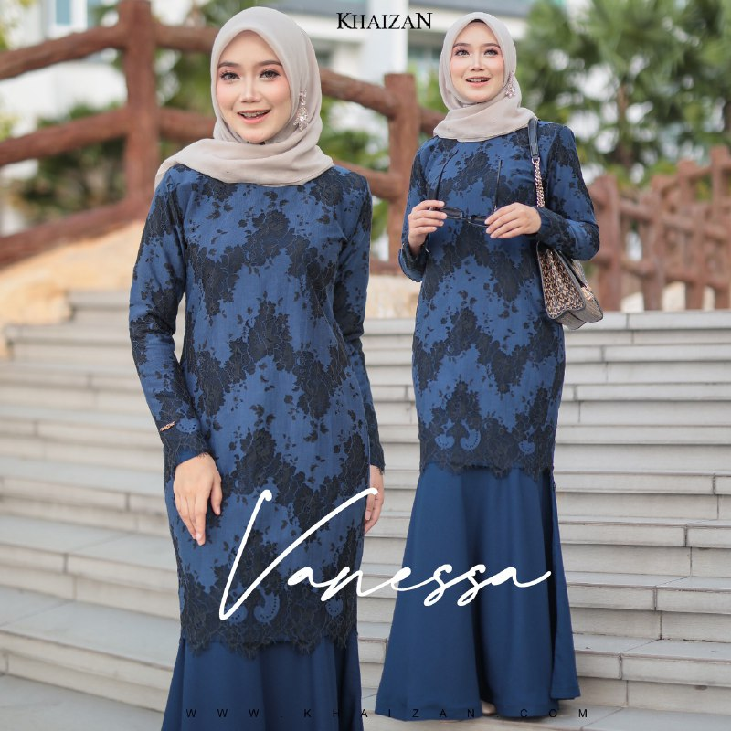 VANESSA - ROYAL BLUE