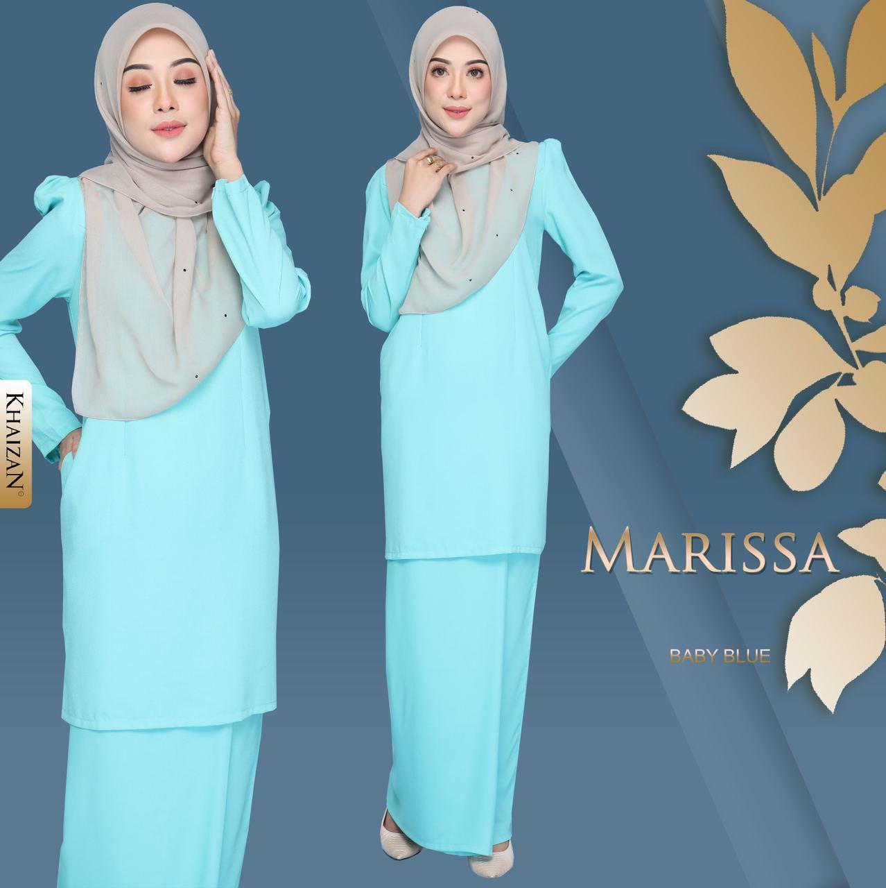 MISS MARISSA - BABY BLUE