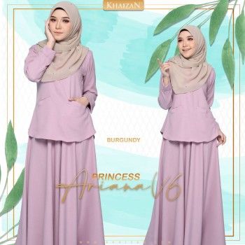 PRINCESS ARIANA - LILAC PURPLE (V6)   - KHAIZAN