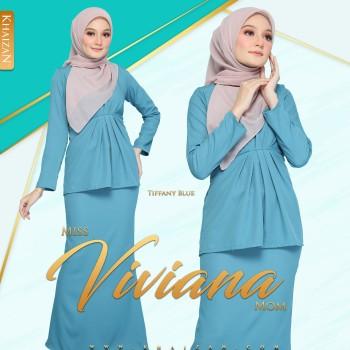 MISS VIVIANA - TIFFANY BLUE