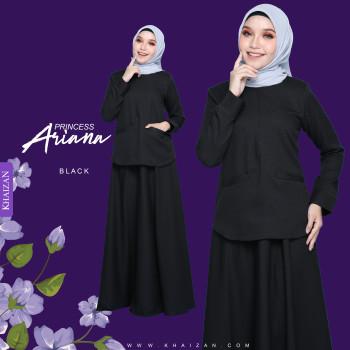 PRINCESS ARIANA -  BLACK (PREORDER)