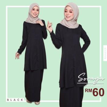 Soraya - Black