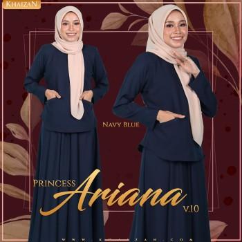 PRINCESS ARIANA V10 - NAVY BLUE