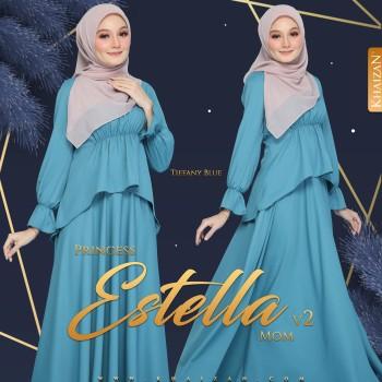 PRINCESS ESTELLA V2 - TIFFANY BLUE