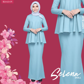 SELENA DOLL - LIGHT BLUE (PREORDER)