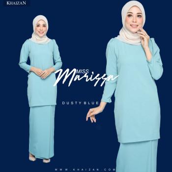 MISS MARISSA - DUSTY BLUE