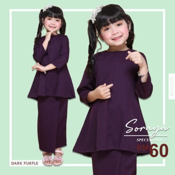 Soraya Kids - Purple