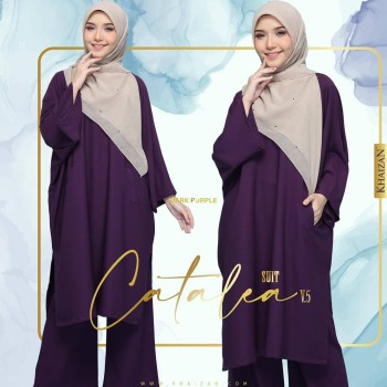 CATALEA SUIT V5 - DARK PURPLE - KHAIZAN