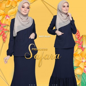 PRINCESS SAFARA - NAVY BLUE (V2)