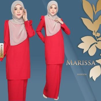 MISS MARISSA - MAROON (V2)
