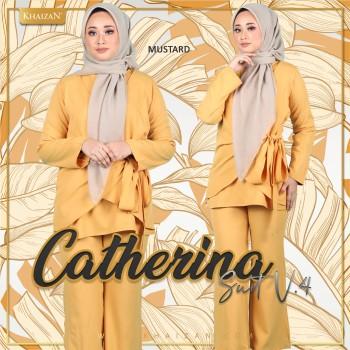 CATHERINA SUIT V4 - MUSTARD