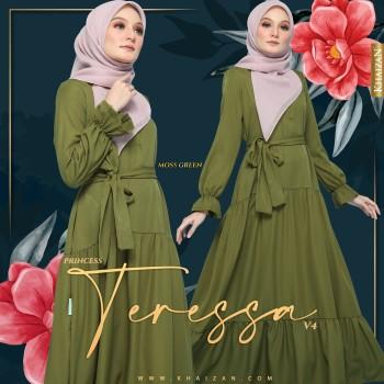 PRINCESS TERESSA V4 - GREEN TEA