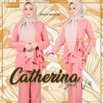 CATHERINA SUIT V4 - PEACH SALMON