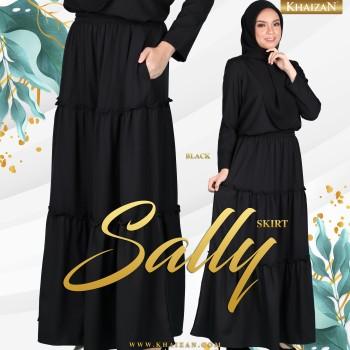 SALLY SKIRT - BLACK
