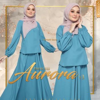 PRINCESS AURORA V3 - TIFFANY BLUE