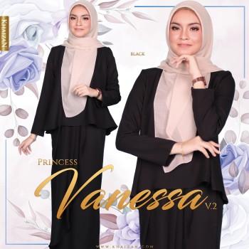 MISS VANESSA V2 - PEACH SALMON - KHAIZAN