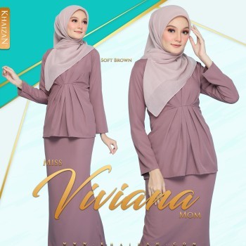 MISS VIVIANA - SOFT BROWN