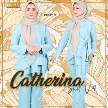CATHERINA SUIT V4 - DUSTY BLUE