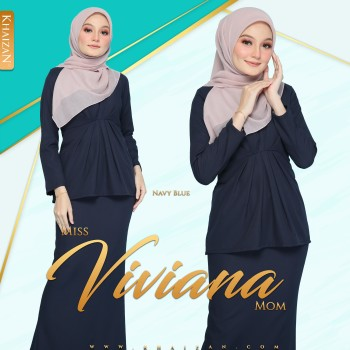 MISS VIVIANA - NAVY BLUE