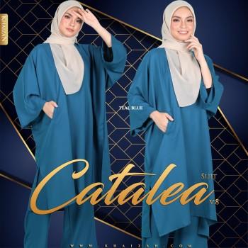 CATALEA SUIT V8 - TEAL BLUE