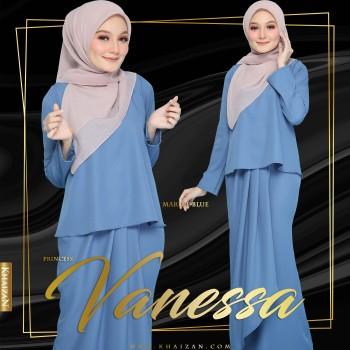 PRINCESS VANESSA - MARINE BLUE