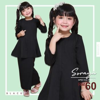 Soraya Kids - Black